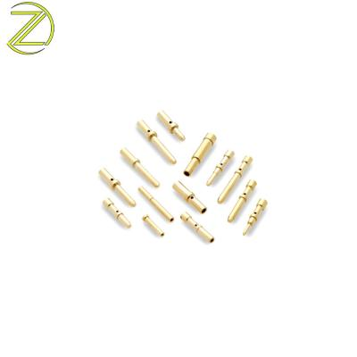Hollow Brass Pins Manufacture