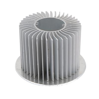 Aluminum  heat sink cooling fan